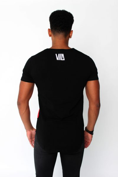 VA VANDEL Three Color T-Shirt