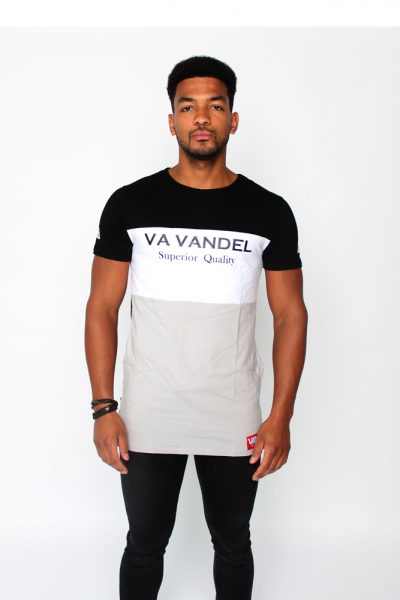 VA VANDEL Zipp One T-Shirt